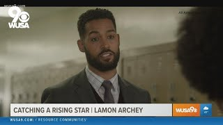 Catching up with rising star Lamon Archey
