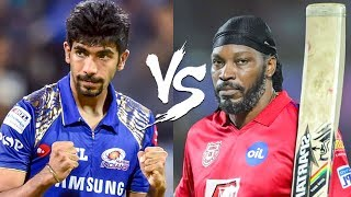 Gayle vs Bumrah – IPL 2019 | KXIP vs MI Dream 11 Prediction and Preview