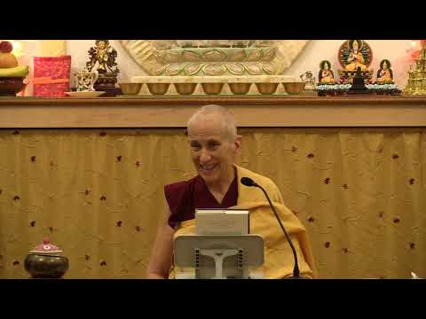14 The Foundation of Buddhist Practice: Mental Factors & the Afflictions 11-09-18