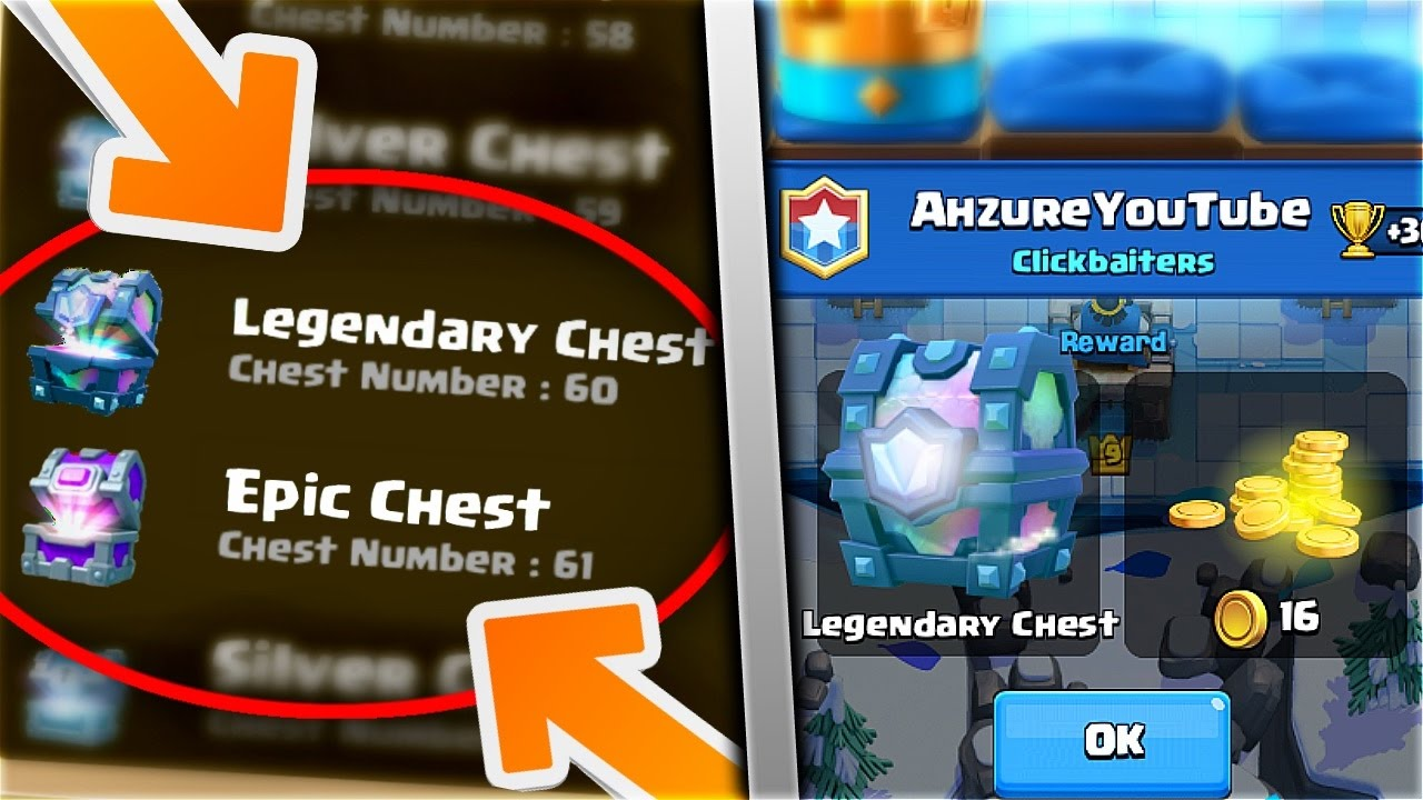 how to make a clash royale chest