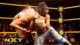 Bayley vs. Alexa Bliss – NXT Women's Championship Match: WWE NXT, Nov. 18, 2015