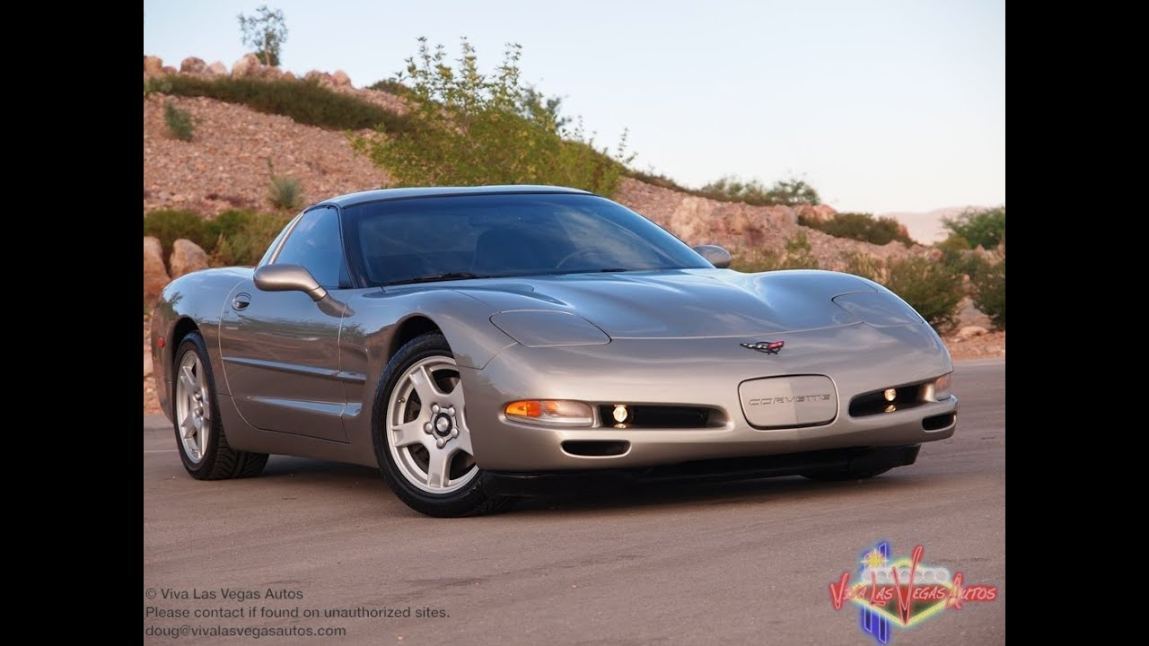 Chevrolet Las Vegas >> 1999 Chevrolet Corvette -Test Drive - Viva Las Vegas Autos ...