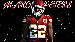 """Marcus Peters -""""Pop Out""""    NFL"""