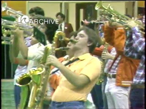 WAVY Archive: 1981 York County Tabb High School Regional Champs