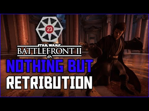 Star Wars Battlefront II But It's Nothing But Anakin's Retribution thumbnail