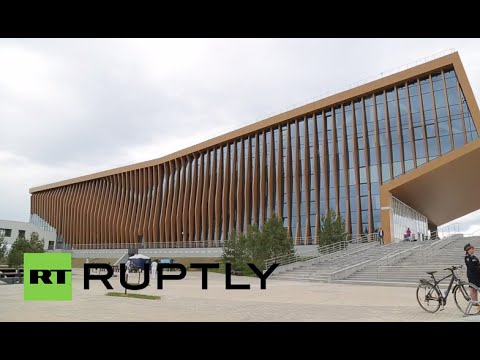 Russia: This is Innopolis, Russian smart city of the future
