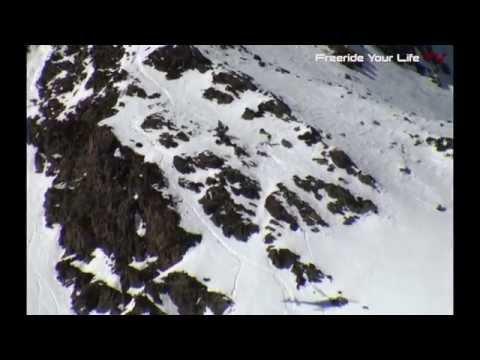 FWQ 4* Eldorado Freeride 2012 - 1st place - ski men: Mathieu Bijasson