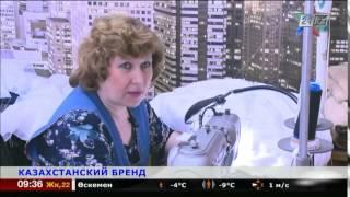 Одежду отечественного бренда создают в Щучинске(От спецодежды до эксклюзивных костюмов - за 10 лет работы небольшой швейный салон в Щучинске «ВЕСТА Бурабай»..., 2015-03-22T03:46:37.000Z)