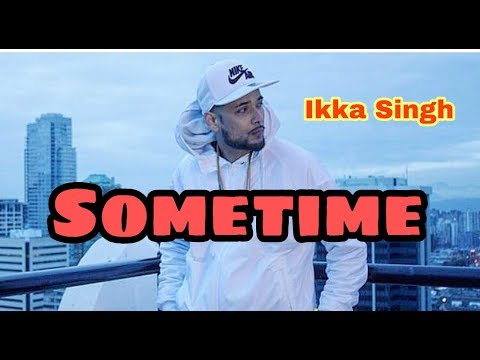 Ikka Singh: Sometimes | Hindi unreleased rap song | Beat entertainment
