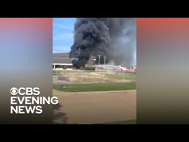 FAA investigation small plane crash in Addison, Texas
