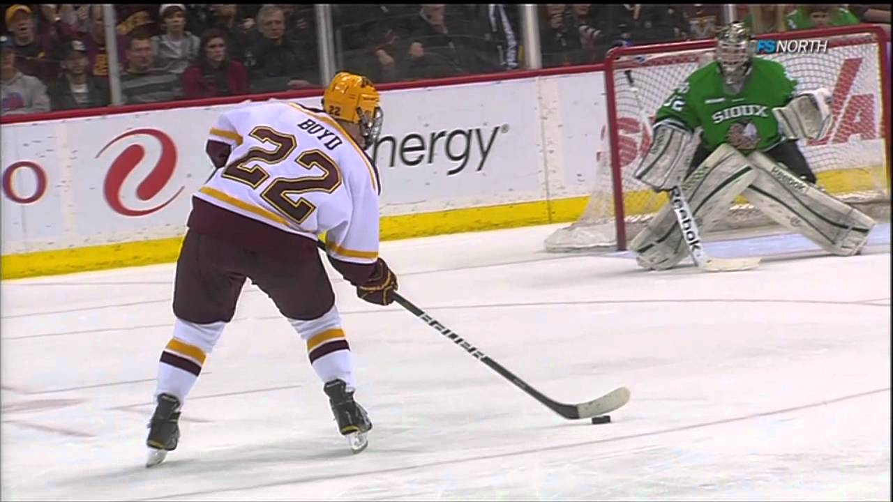 Gopher Hockey Highlights: Minnesota Falls to UND 6-3 in ... Gopher Hockey