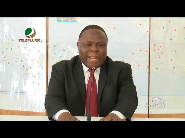Haïti: Le Ministre de l'Éducation Nationale fait le point sur la reprise des activités scolaires.