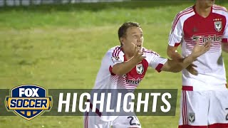 Montego Bay United vs. DC United - CONCACAF Champions League Highlights