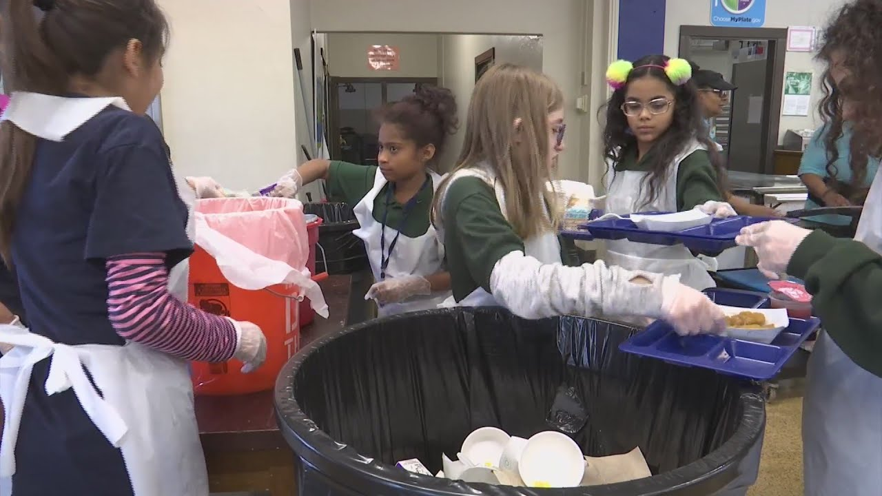 Lincoln Middle School Fights Climate Change By Reducing