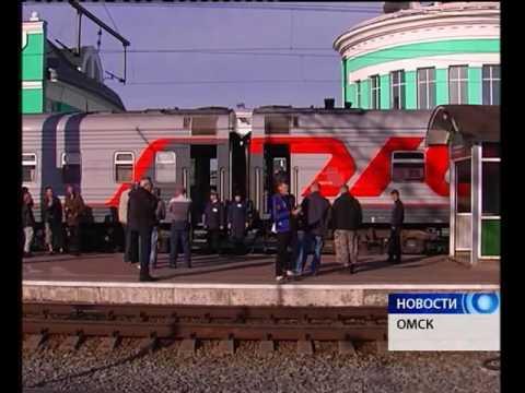 Жители Омской области могут купить билет на электричку, не имея денег в кармане