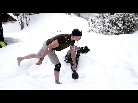 How to Train to Withstand Super Cold Temperatures   Sport & Survival, Ep. 3