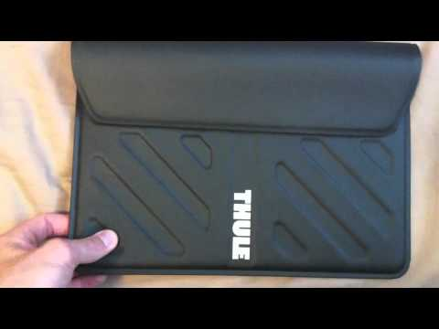 sports shoes 64aac 6b3af Thule Gauntlet Macbook Air Case Review