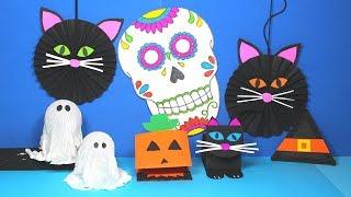 DIY Halloween Crafts for Kids | Halloween Crafts