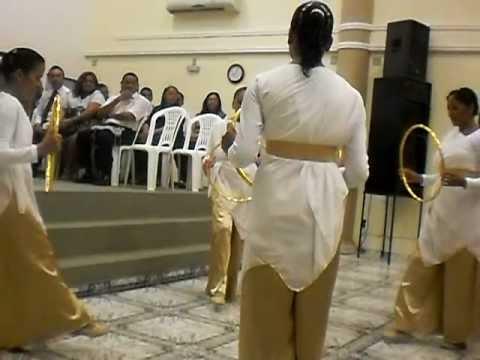 Estreia Do Ministerio De Dança Aliança Na IEQ Vila Dos Cabanos.