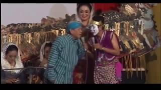 Dagelan Lucu Gareng dan Marwoto Bersama Ki Entus Susmono Pagelaran Wayang Kulit