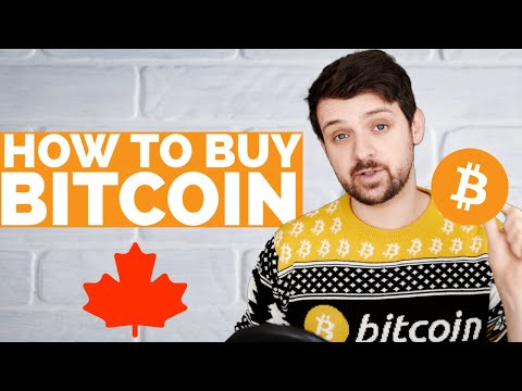 How To Buy Bitcoin In Canada | The Easiest, Ultimate Guide For BTC In 2021
