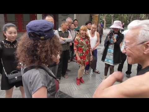 Join The Locals in Chengdu Peoples Park
