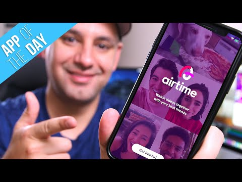 How To Use Airtime - Watch Videos Together