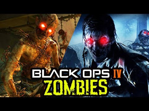 NEW Black Ops 4 Zombies Leak TEASES Remastered Zombies Map! Call of Duty Black Ops 4