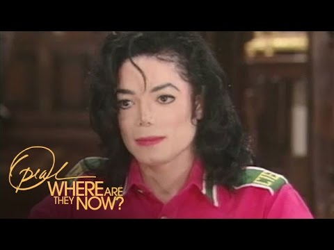Michael Jackson Said It Would Be 'Horrifying' If a White Actor Played Him | Where Are They Now | OWN