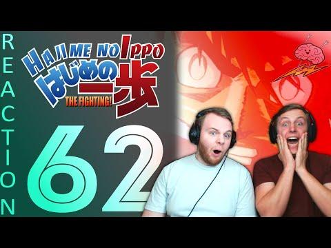 SOS Bros React - Hajime No Ippo Season 1 Episode 62 - The Dempsey Roll!