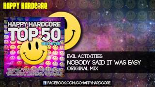 25 Evil Activities - Nobody Said It Was Easy (Original Mix)