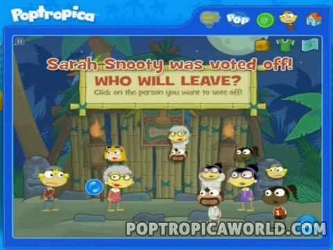 Poptropica Reality TV Island Walkthrough - Cheats & Guides