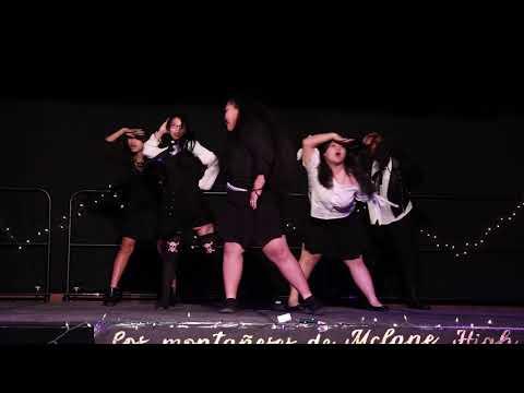 K-Pop Performance 1-18-19 McLane High School