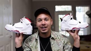 """Air Jordan Son Of Mars """"Fire Red"""" at Marshalls"""