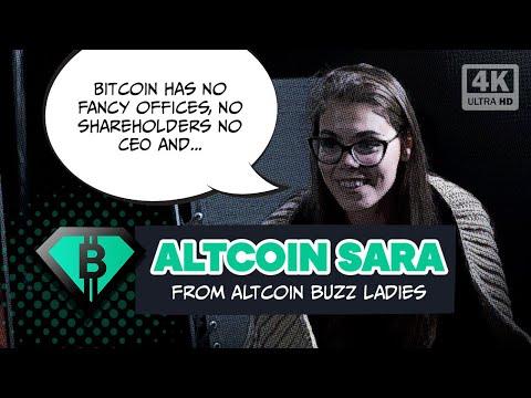 Altcoin Sara - Altcoin Buzz Ladies: Bitcoin 101, Altcoins, Maximalism & Tribalism