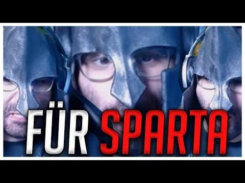 FÜR SPARTA Stream Highlights League of Legends