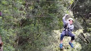 Tsitsikamma Canopy Tours, Garden Route