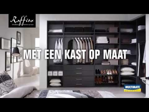 Multimate Kast Op Maat Raffito