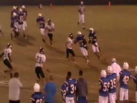 Jeff Blake 9th Grade Badger Football