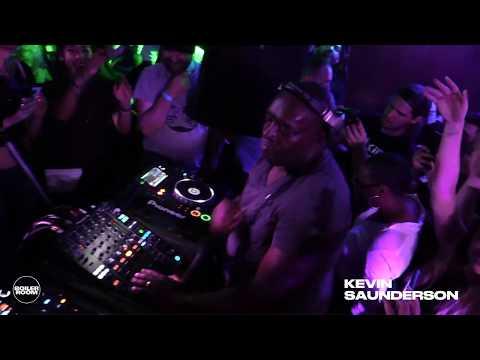 Kevin Saunderson Boiler Room x Movement Detroit DJ Set