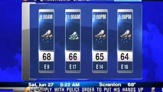 Richard Elliot - Move On Up on WFMZ 69 Accuweather Channel