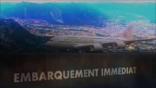 Bande Annonce, Aéroport Saint Etienne de St Geoire - Sève Ribaud Comédienne Voix Off
