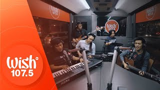 "Beyond The Sign performs ""Pikit Mata"" LIVE on Wish 107.5 Bus"