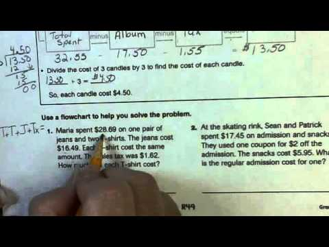 Houghton Mifflin Math Grade 5 Worksheets Pdf Proga Info