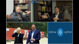 U CENTAR Boško Obradović Vučić je malo nervozan, opozicija sada vuče konce! thumbnail
