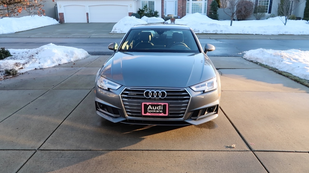Audi A Prestige Package Vlog YouTube - Audi spokane