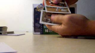 2012 Wal Mart Mix Pack Box Break Topps Upper Deck