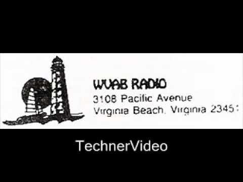 WVAB 1550 Virginia Beach -  1983 Testing