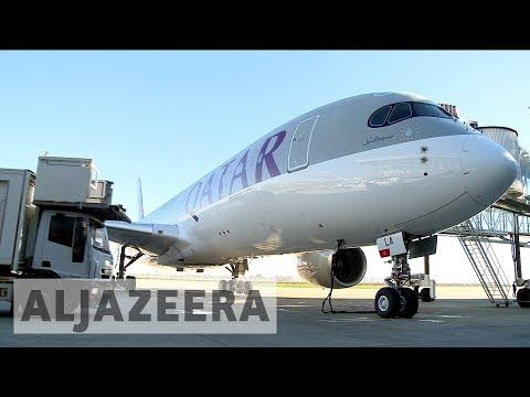 🇶🇦 Gulf rift hits Qatar's air traffic