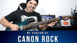 Canon Rock | Cacá Barros